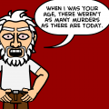 Murderers Nowadays
