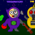 killer Teletubbies!