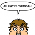 THUNDAH