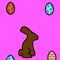 choclat bunny