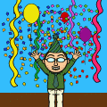 1 Year with Bitstrips!
