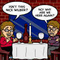 The Arguments of Doris and Wilber