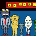 Griddleville.com Characters