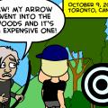'Archery Practice'