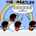 The Meatles: She Loves Ewe