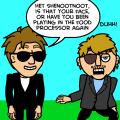 Hungry Shenootnoot