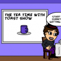 Tea Time With Toast