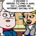 'INTERNET DATING'