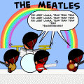 The Meatles: Sie liebt Lamm