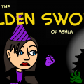 The Golden Sword of Ashla