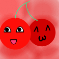 anime cherries