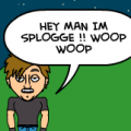 adventures of splogge!'