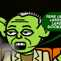 'Wise Words From Yoda'