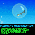 Aquatic Contests!