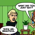 'Suck Me Beautiful : Part 1'