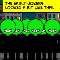 'joker origins'