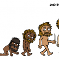 (2ND) Evolution of man